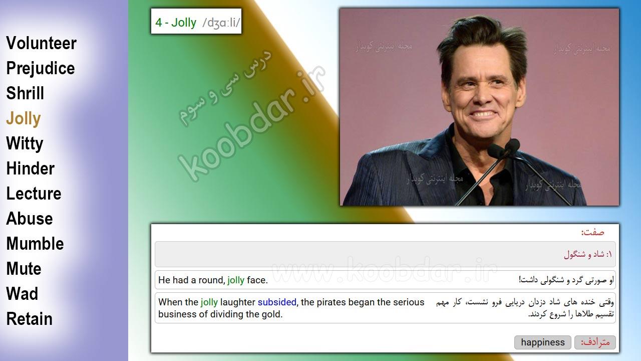 ویدیوهای آموزش تصویری لغات 504 همراه با تلفظ صوتی، معنی واژه و تصاویر