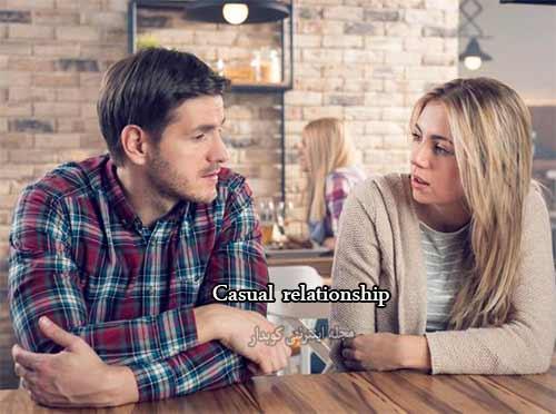 504 واژه ضروری انگلیسی - معنی کلمه casual با استفاده از عکس و تصاویر