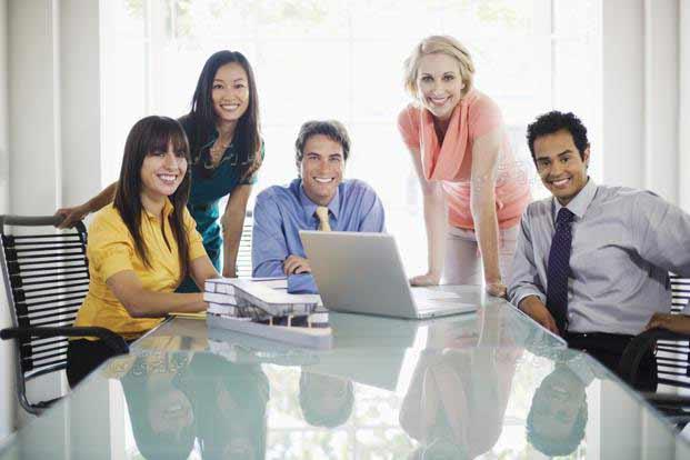504 واژه ضروری انگلیسی - معنی واژه colleague با استفاده از عکس و تصاویر