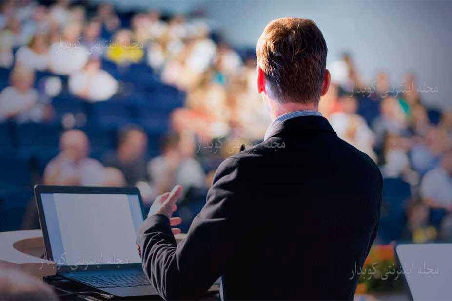504 واژه ضروری انگلیسی - معنی واژه lecture با استفاده از عکس و تصاویر