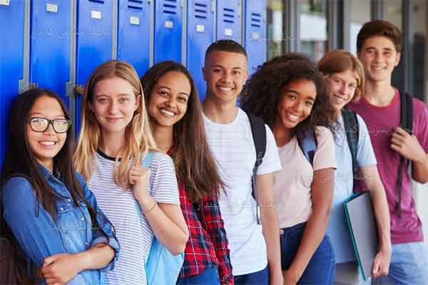 504 لغت ضروری زبان انگلیسی - معنی لغت adolescent با استفاده از عکس و تصاویر