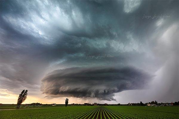 504 واژه ضروری انگلیسی - معنی واژه tempest با استفاده از عکس و تصاویر