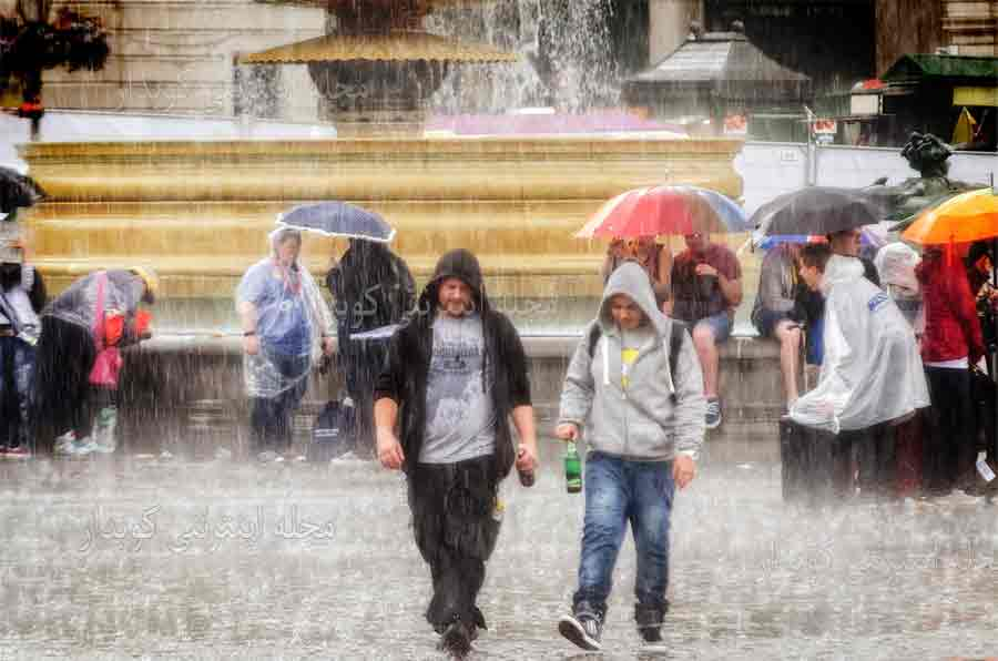 504 واژه ضروری انگلیسی - معنی واژه drench با استفاده از عکس و تصاویر
