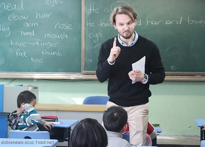 بهترین معلم زبان