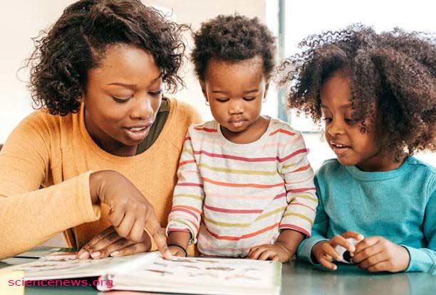 یاد دادن زبان انگلیسی به کودک