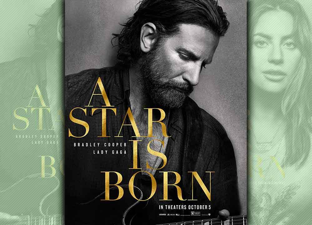ستاره ای متولد می شود