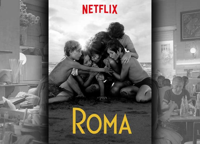 فیلم سینمایی roma 2018